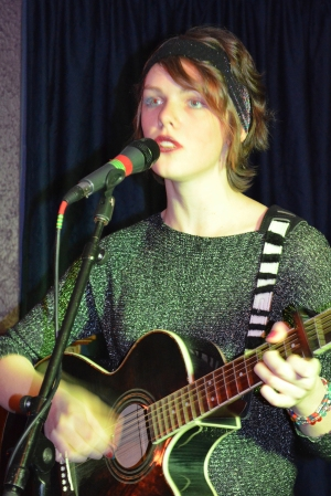 Cassie at Casbah Cafe
