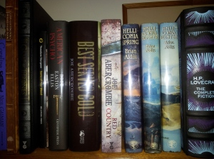 Some of my precious books