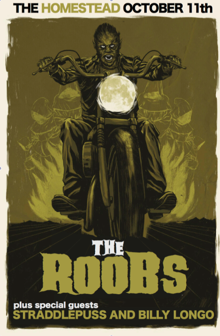 Roobs poster
