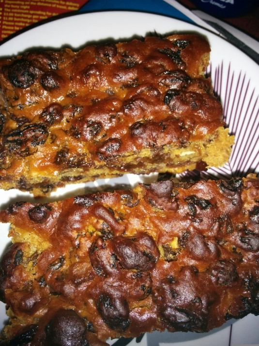 Georgia's Fruit Cake