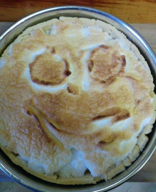 Smiley Meringue
