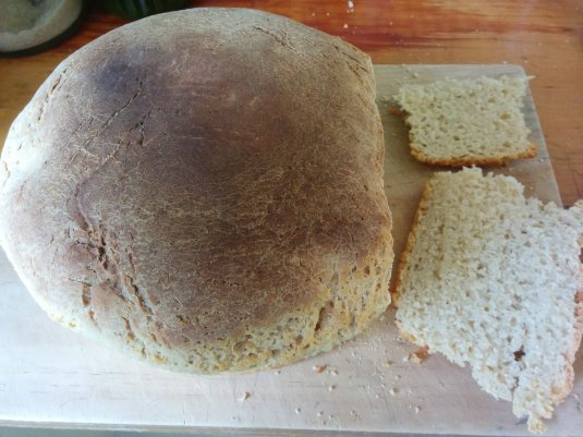 Sourdough Bread Oct 2015