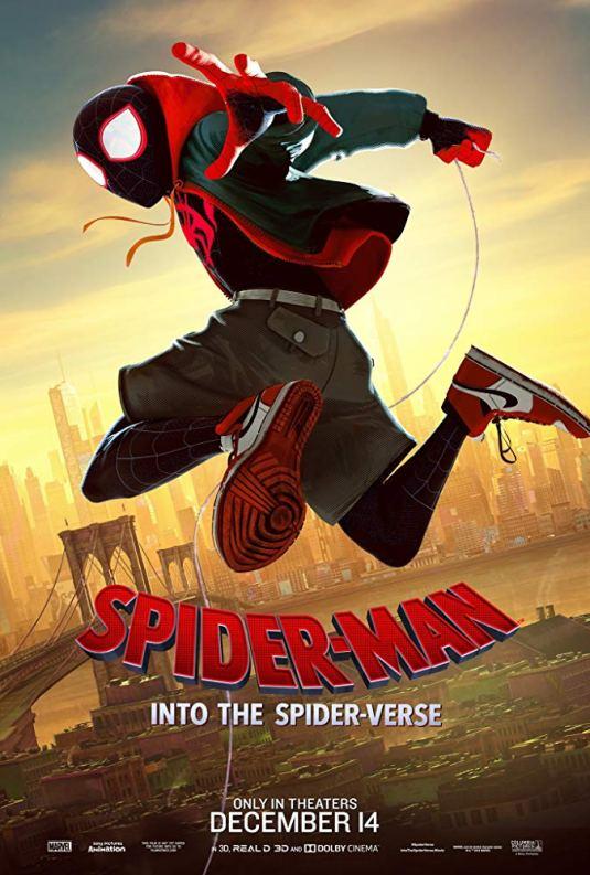 Spider Man Into The Spider Verse Debra Manskey